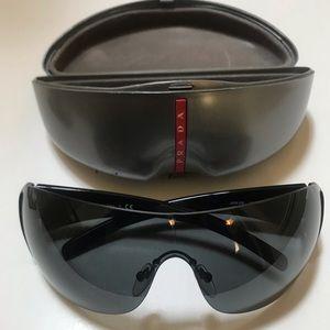 Black Prada Shades